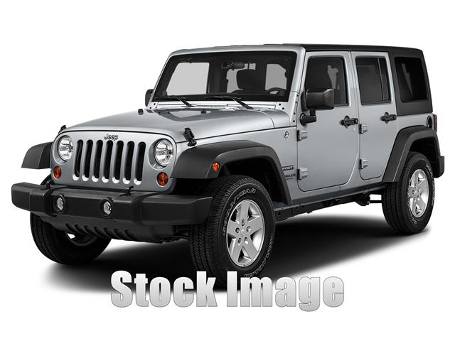 Pre-Owned 2016 Jeep Wrangler Unlimited Sport 4dr 4x4