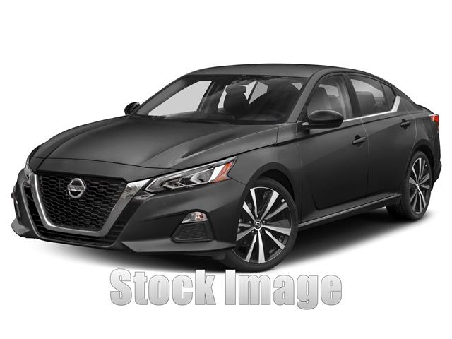 New 2019 Nissan Altima 2.5 SR 4dr Sedan