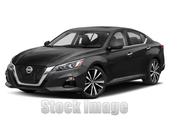 New 2019 Nissan Altima 2.5 Platinum 4dr Sedan