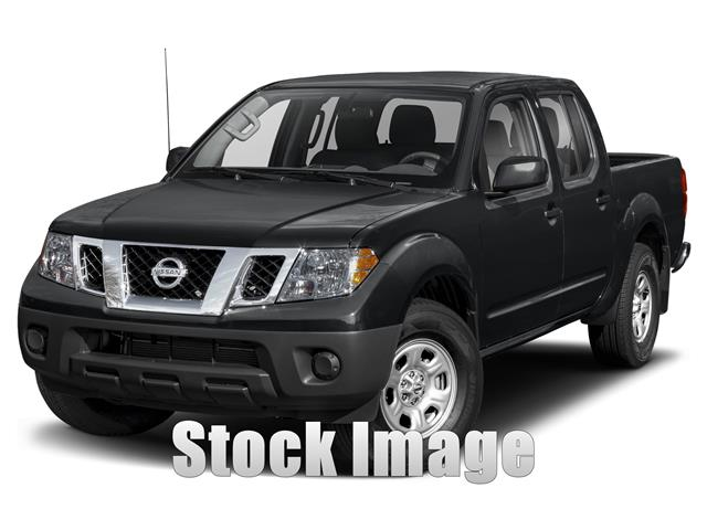 Certified Pre-Owned 2019 Nissan Frontier SV 4x2 Crew Cab 4.75 ft. box 125.9 in. WB