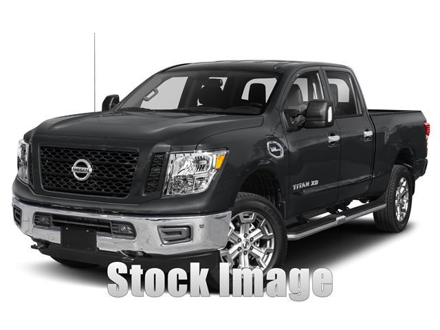 New 2019 Nissan Titan XD PRO-4X Diesel 4dr 4x4 Crew Cab 6.6 ft. box 151.6 in. WB