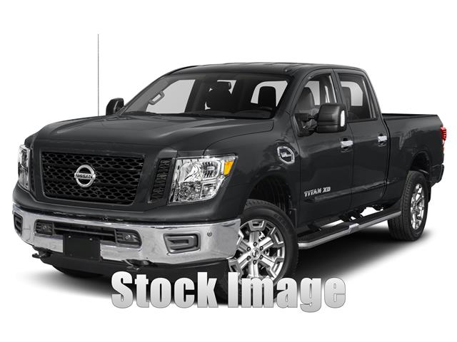 New 2019 Nissan Titan XD SV Diesel 4dr 4x4 Crew Cab 6.6 ft. box 151.6 in. WB