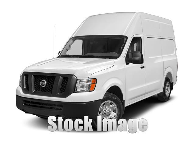 New 2018 Nissan NV Cargo NV2500 HD SL V6 3dr Rear-wheel Drive High Roof Cargo Van