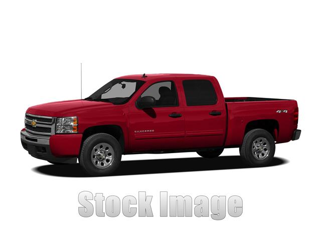 Pre-Owned 2011 Chevrolet Silverado 1500 LT 4x2 Crew Cab 5.75 ft. box 143.5 in. WB
