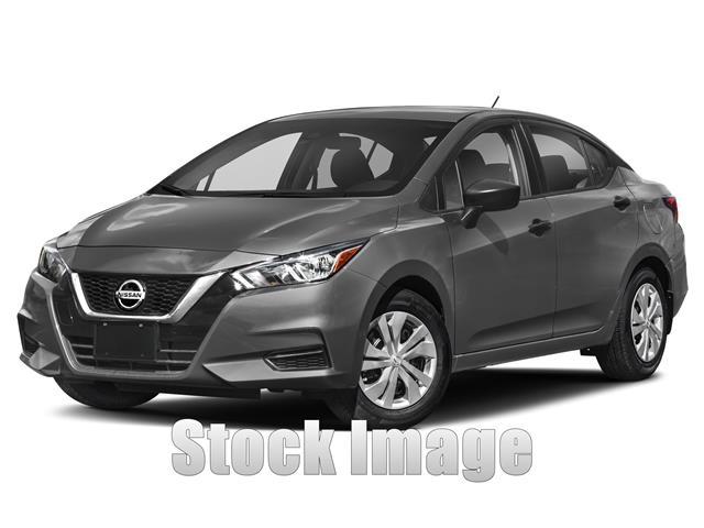 New 2020 Nissan Versa 1.6 SV 4dr Sedan