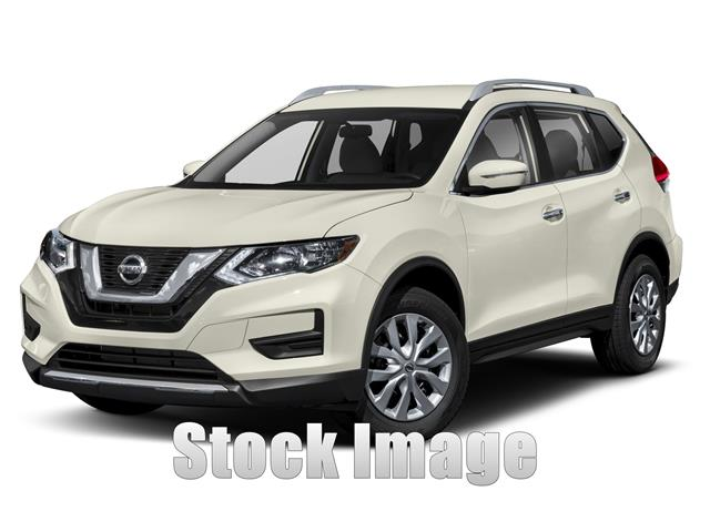 New 2019 Nissan Rogue S Front-wheel Drive