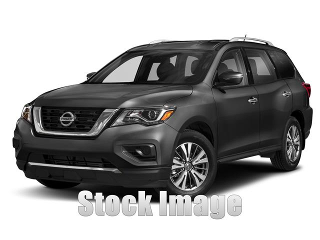 New 2019 Nissan Pathfinder S 4dr Front-wheel Drive