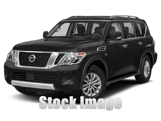 New 2019 Nissan Armada SV 4dr 4x2