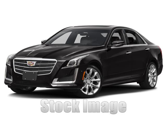 2016 Cadillac CTS 36L Luxury Collection  Rear-wheel Drive Sedan Miles 15Color BLACK Stock 1200