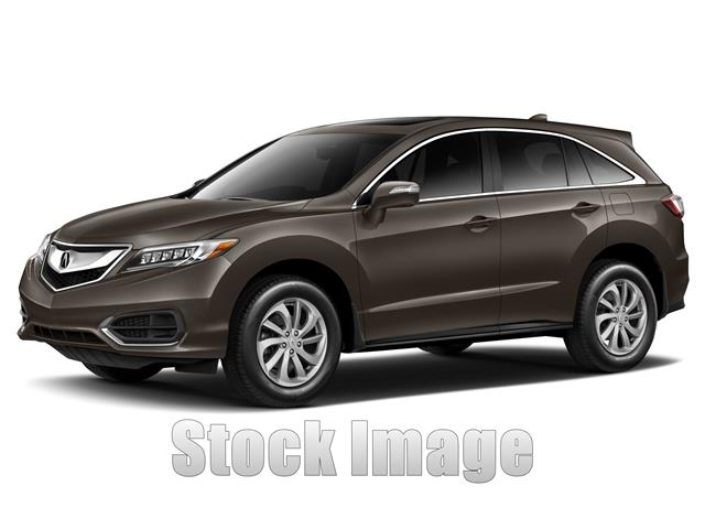 2017 Acura RDX Technology Package All-wheel Drive