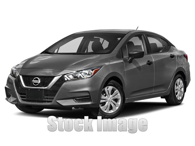 New 2020 Nissan Versa 1.6 SR 4dr Sedan
