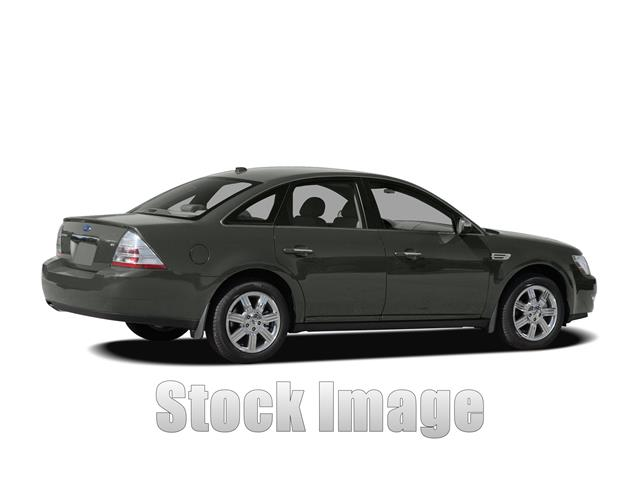 2008 Ford Taurus Limited Front-wheel Drive