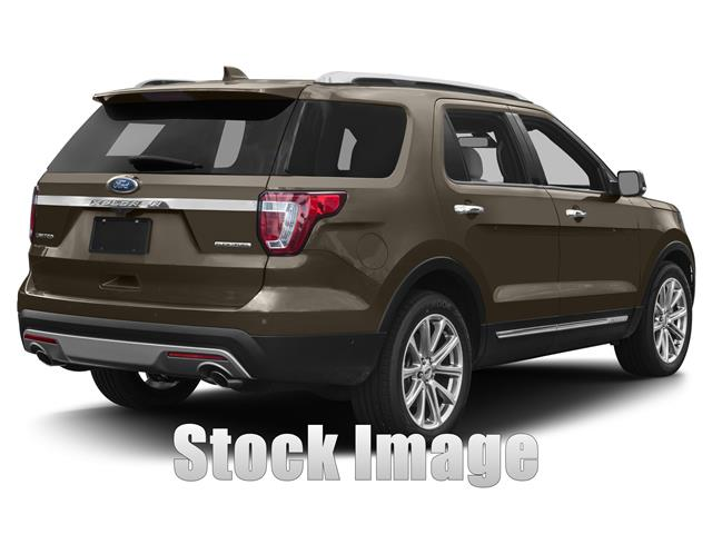 2016 Ford Explorer Limited Front-wheel Drive