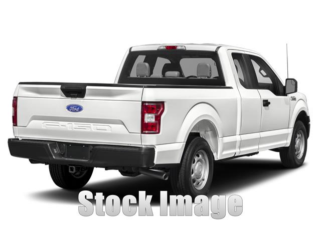 2018 Ford F-150 XL 4x2 SuperCab Styleside 6.5 ft. box 145 in. WB