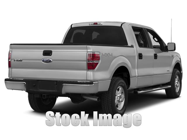 2014 Ford F-150 XLT 4x2 SuperCrew Cab Styleside 5.5 ft. box 145 in. WB