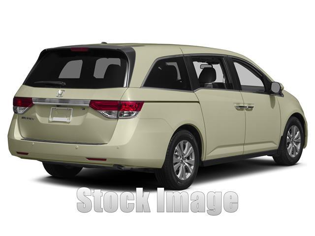 2015 Honda Odyssey EX-L w/Navigation Passenger Van