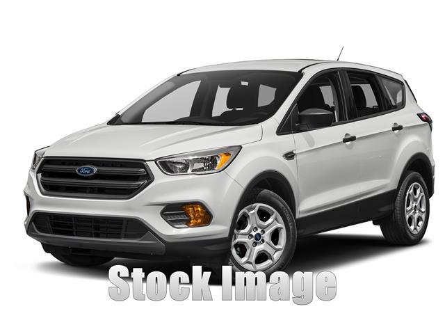 New 2017 Ford Escape, $28735