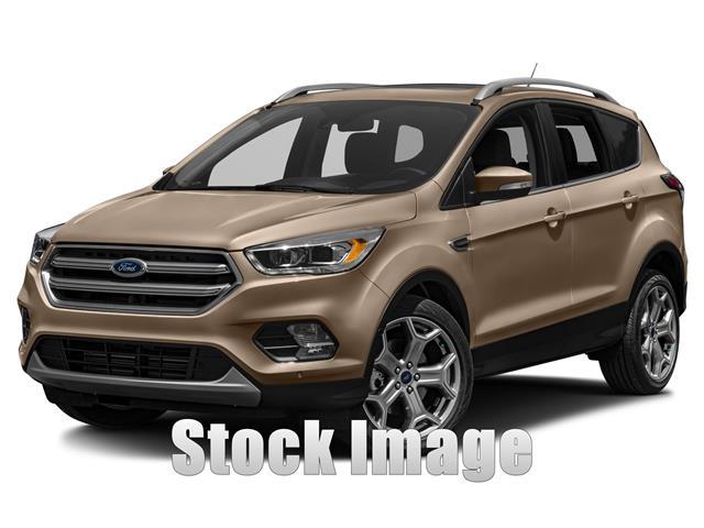 New 2017 Ford Escape, $37695