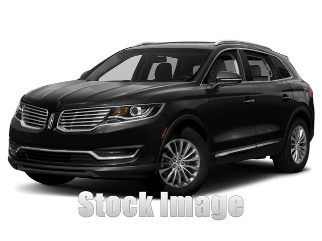 New 2018 Lincoln Mkx Select All Wheel Drive