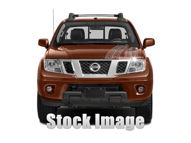 Pre-Owned 2015 Nissan Frontier