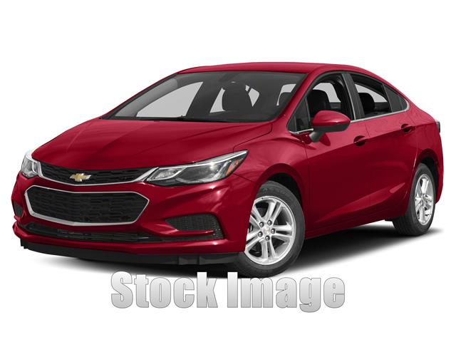 Pre-Owned 2017 Chevrolet Cruze LT Auto 4dr Sedan