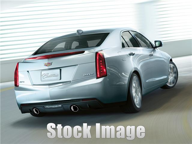 Pre-Owned 2016 Cadillac ATS 2.0L Turbo Luxury Collection 4dr Rear-wheel Drive Sedan