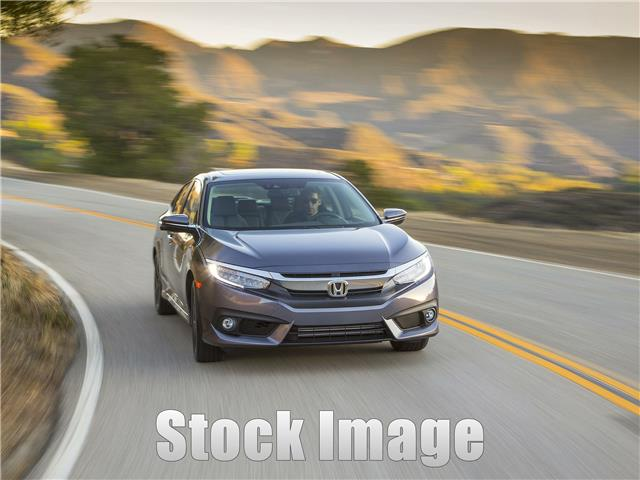 Pre-Owned 2018 Honda Civic EX-T (CVT) 4dr Sedan
