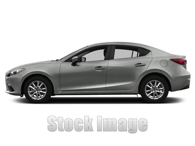 Pre-Owned 2015 Mazda3 i Grand Touring (A6) 4dr Sedan