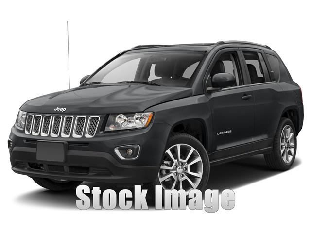 Pre-Owned 2017 Jeep Compass Latitude 4dr Front-wheel Drive