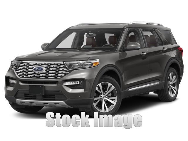 2021 Ford Explorer Platinum 4dr 4x4