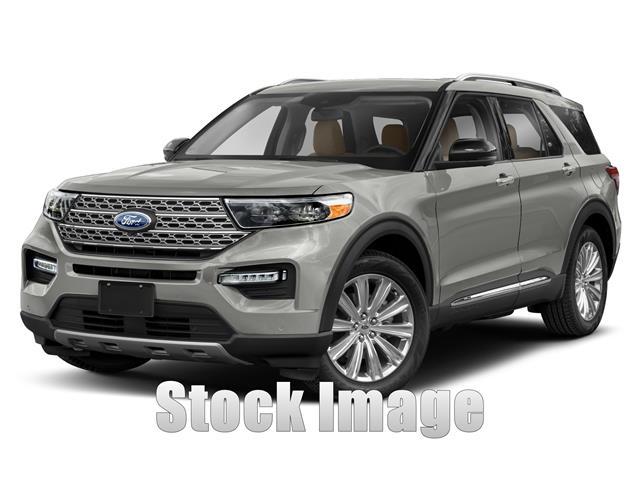 2021 Ford Explorer Limited 4dr 4x4