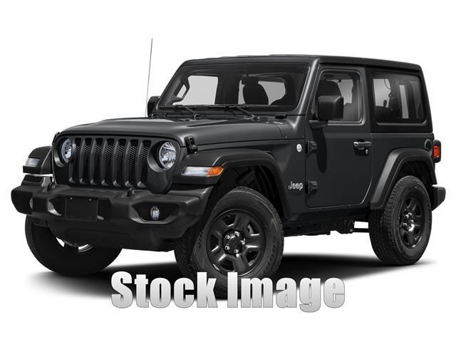 2019 Jeep Wrangler Sport 2dr 4x4