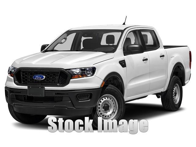 2019 Ford Ranger Lariat 4x4 SuperCrew 5 ft. box