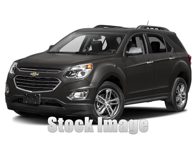 2017 Chevrolet Equinox Premier All-wheel Drive