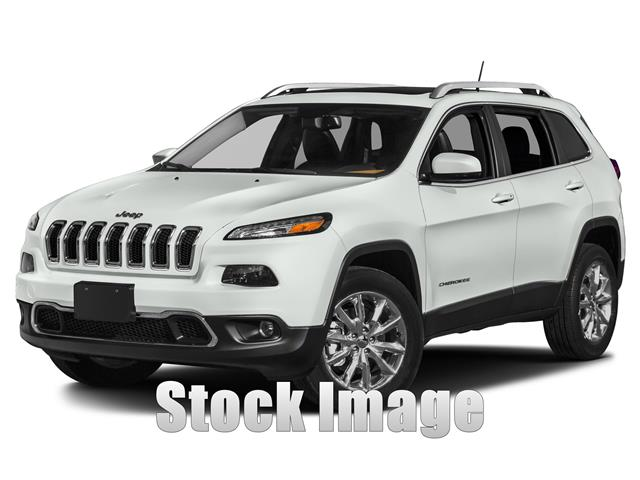 2016 Jeep Cherokee Limited 4dr 4x4