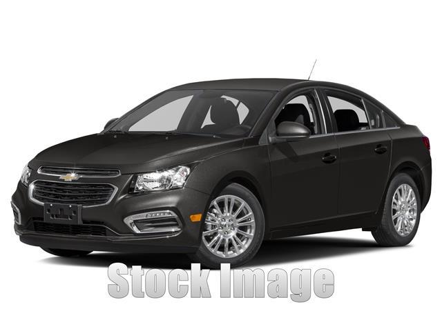 2016 Chevrolet Cruze Limited ECO Auto 4dr Sedan