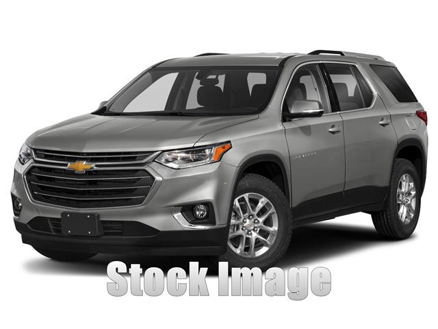2020 Chevrolet Traverse LT Leather All-wheel Drive