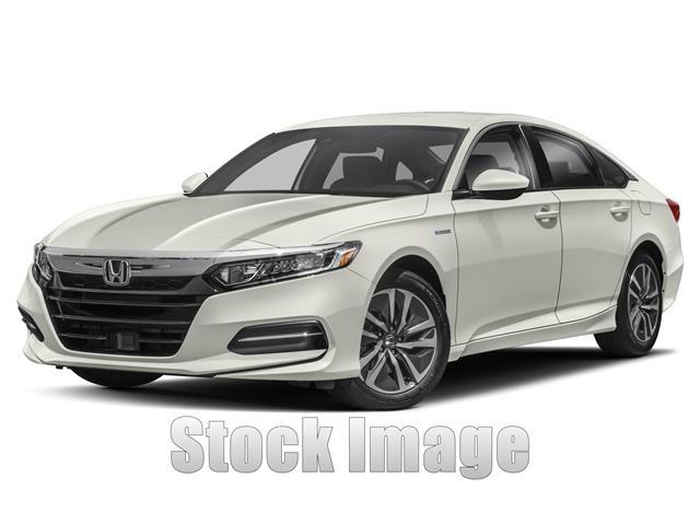 2018 Honda Accord Hybrid Base (CVT) 4dr Sedan