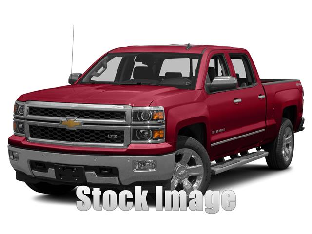 2014 Chevrolet Silverado 1500 LT w/1LT 4x4 Crew Cab 5.75 ft. box 143.5 in. WB