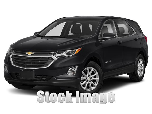2018 Chevrolet Equinox LT All-wheel Drive