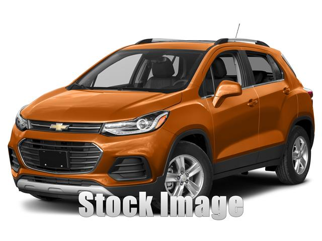2019 Chevrolet Trax LT All-wheel Drive