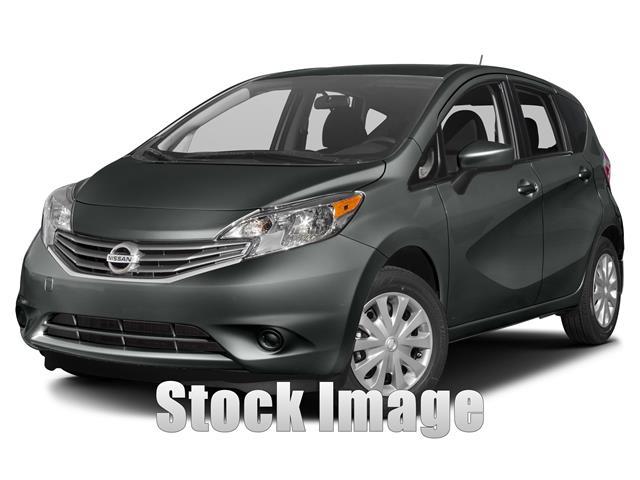 2016 Nissan Versa Note S Plus 4dr Hatchback