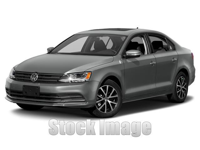 2016 Volkswagen Jetta 1.4T SE (A6) 4dr Sedan