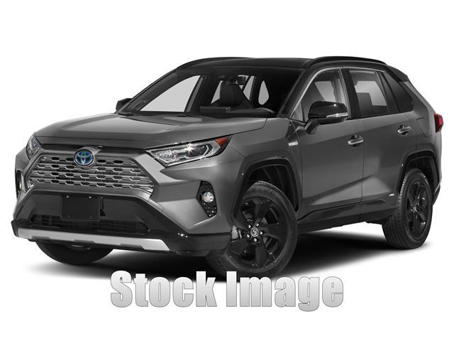 2021 Toyota RAV4 Hybrid XSE 4dr All-wheel Drive