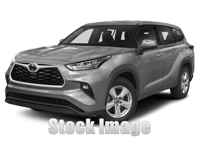 2020 Toyota Highlander LE 4dr All-wheel Drive