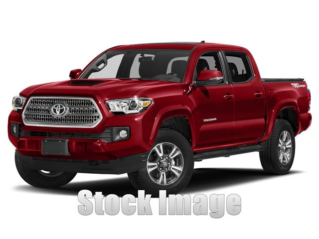 2016 Toyota Tacoma SR5 V6 (A6) 4x4 Double Cab 127.4 in. WB