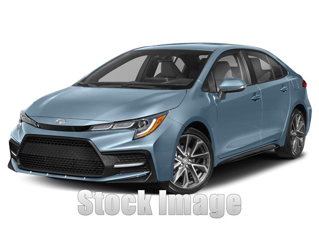 2021 Toyota Corolla SE 4dr Sedan