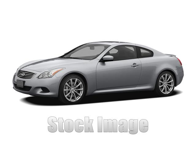 2008 INFINITI G37 Journey 2dr Rear-wheel Drive Coupe