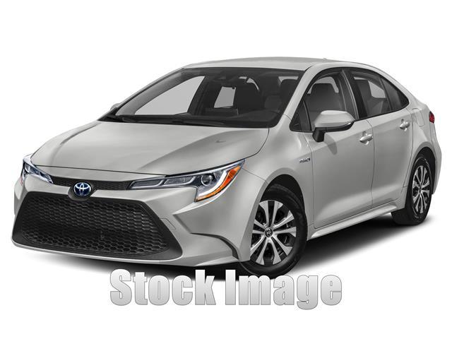 2021 Toyota Corolla Hybrid LE 4dr Sedan