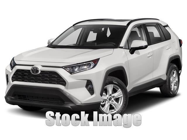 2020 Toyota RAV4 LE 4dr All-wheel Drive